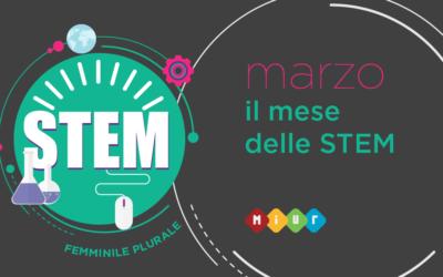 Marzo: il mese delle STEM