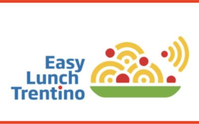 Easy lunch Trentino – Nuovo sistema per la fruizione dei buoni pasto (personale scuola)
