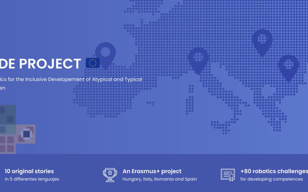 Partecipazione al progetto europeo RIDE (risorse per inclusione, diversità ed equità)