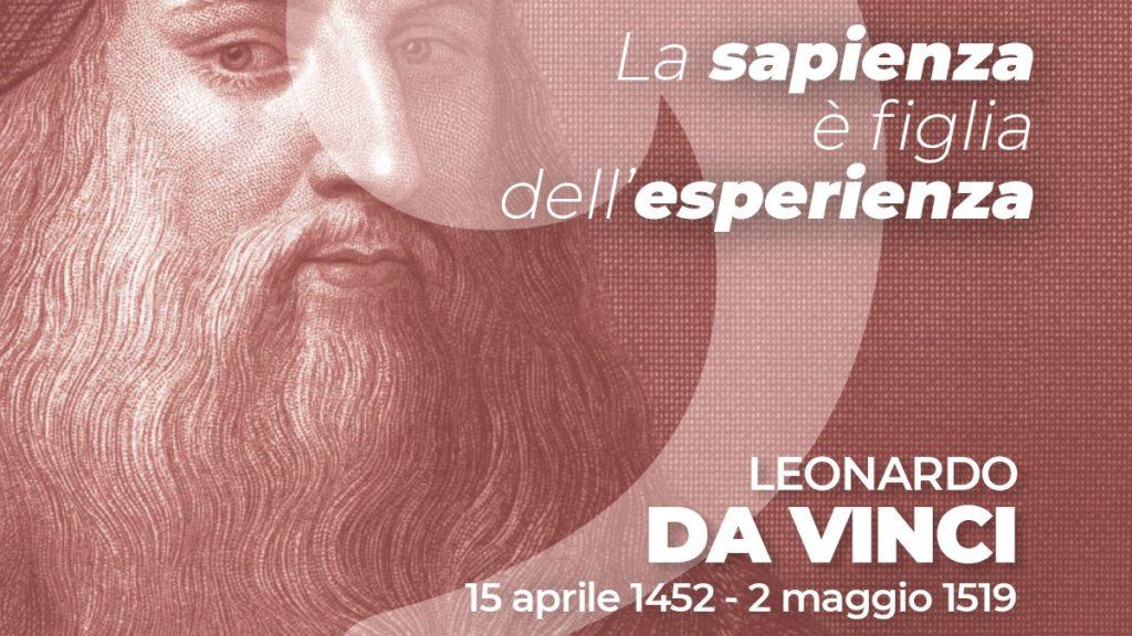 Il 15 aprile 1452 nasce Leonardo Da Vinci, il genio che ha rivoluzionato le arti figurative, la storia del pensiero e della scienza