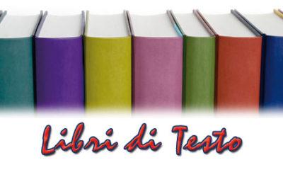 Consegna libri di testo – classi prime e seconde SSPG
