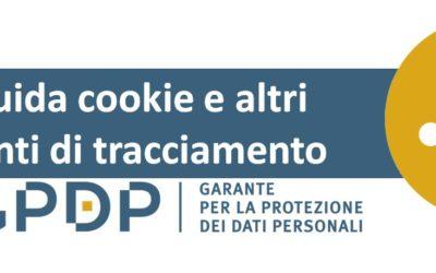 Adeguamento del sito – Cookie in Italia: le nuove linee guida del Garante Privacy (dal 9 luglio 2021)