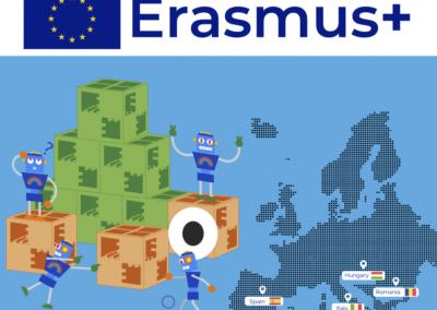 Progetto Erasmus plus