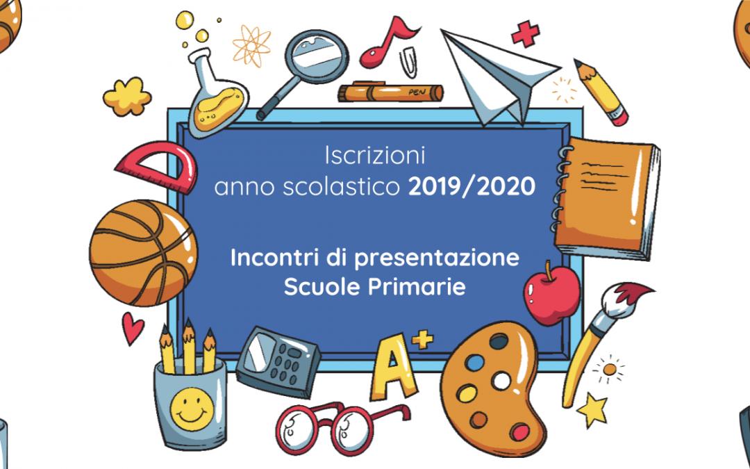 Iscrizione future prime anno scolastico 2019/2020 (riunioni genitori present. Offerta Formativa)