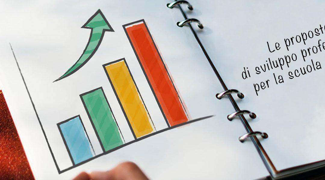 Le proposte di sviluppo professionale per la scuola trentina (IPRASE 2019/20)