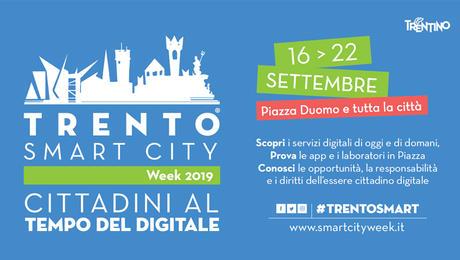 (Avviso a docenti e famiglie) Trento Smart City Week (TSCW) 2019