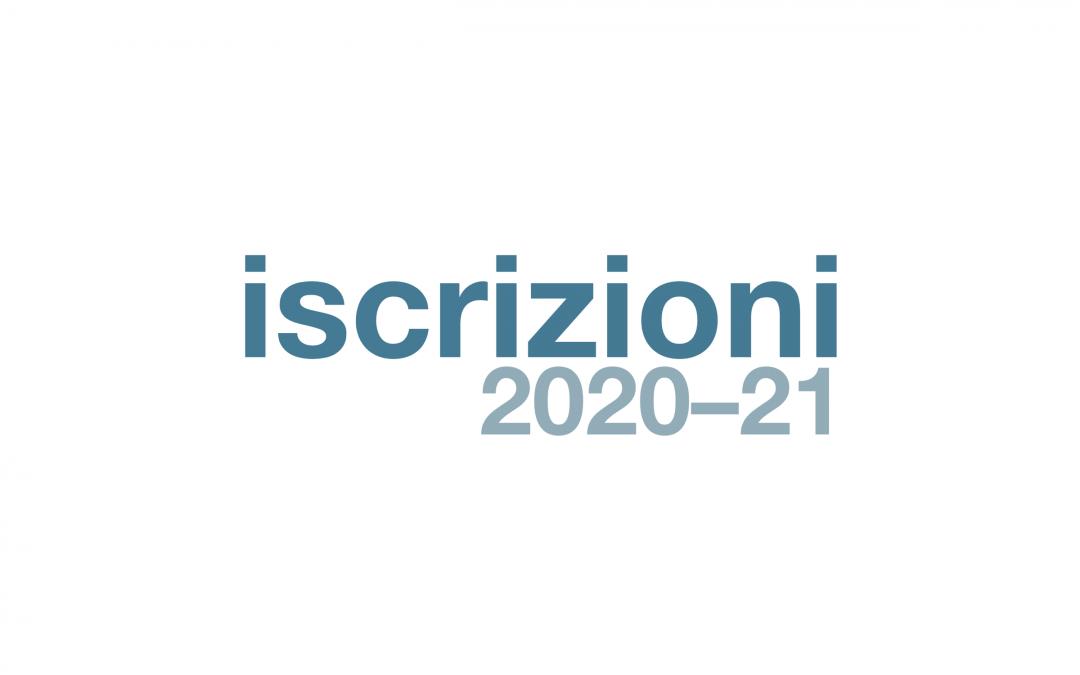 Iscrizioni (ONLINE) alle istituzioni scolastiche del primo ciclo di istruzione a. s. 2020/2021