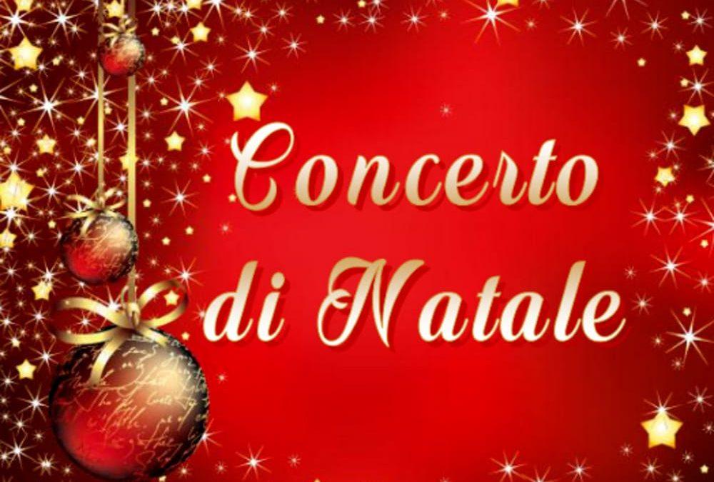 Comunicazione e Invito (con Programma) al Concerto di Natale_12 dicembre 2019