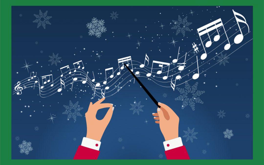 Prove (lun 9 dic) concerto Natale (classi prime e seconde scuola media)