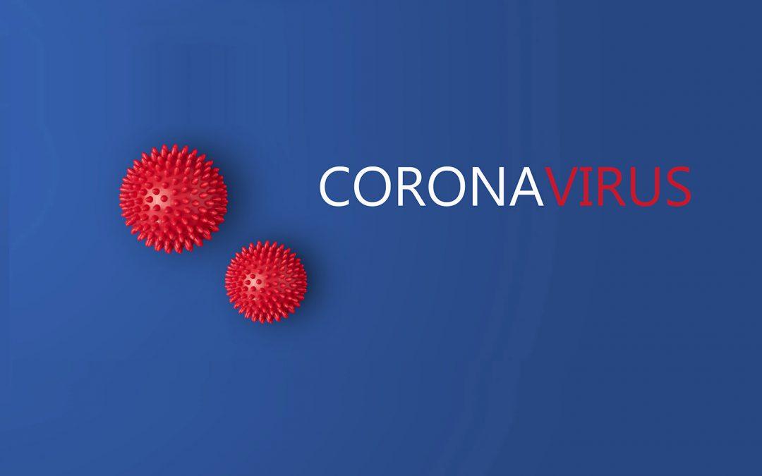 Coronavirus: comunicazioni e precauzioni consigliate